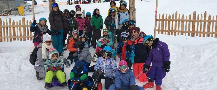 Skilager Blatten-Belalp 3.-8.Januar 2017