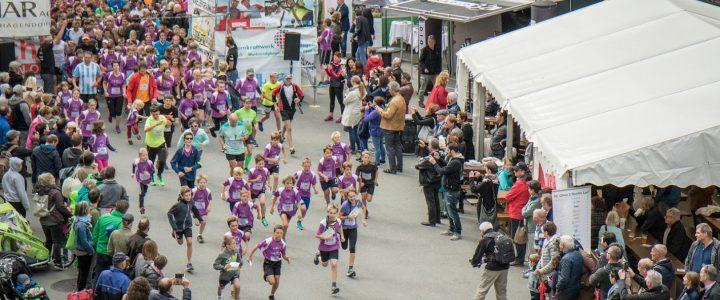 Erfolgreiche Teilnahme am 30. Oltner 2-Stunden-Lauf